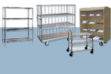 HUSKY WIRE Carts & Shelving