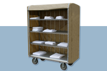 Cart & Shelving Covers