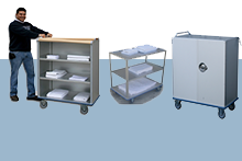 SPD Series - Transport & Delivery Solutions